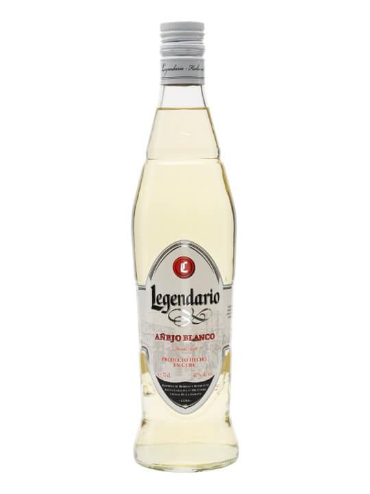 Legendario Anejo Blanco Blended Modernist Rum
