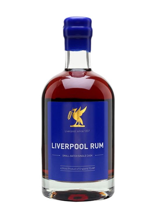 Liverpool 16 Year Old Rum Single Modernist Rum