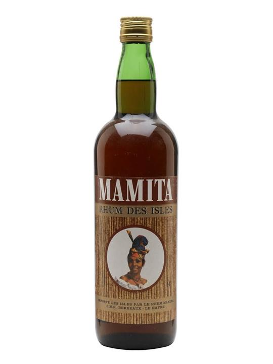 Mamita Rhum des Isles / Bot.1970s Blended Traditionalist Rum