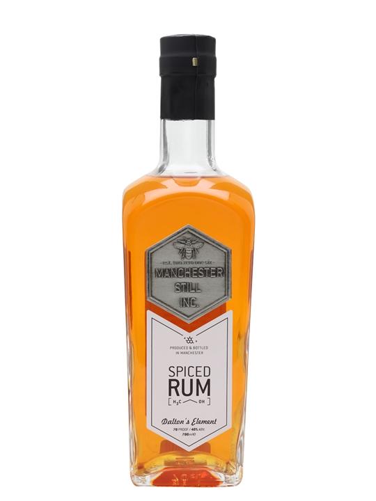 Manchester Still Inc Spiced Rum