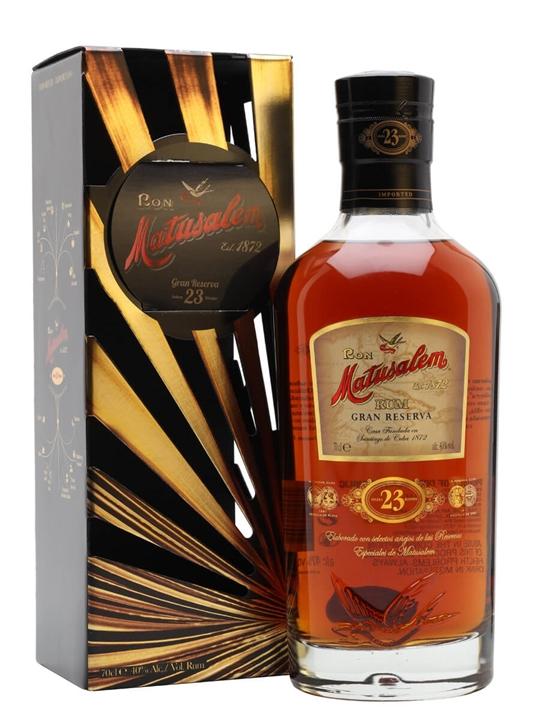 Matusalem 23 Gran Reserva Rum Blended Modernist Rum