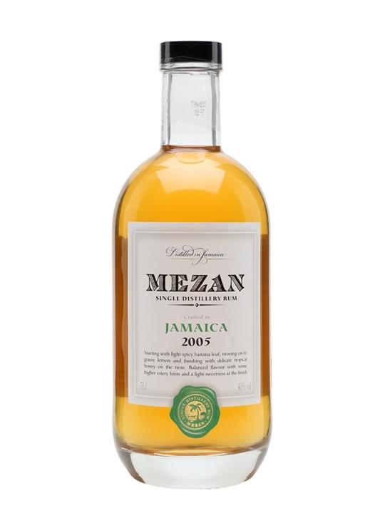Mezan 2005 Jamaica Rum / Worthy Park Single Traditional Pot Rum