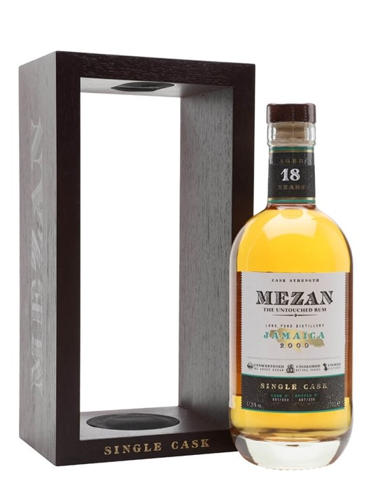 Mezan 2000 Jamaica Rum / Long Pond Single Cask