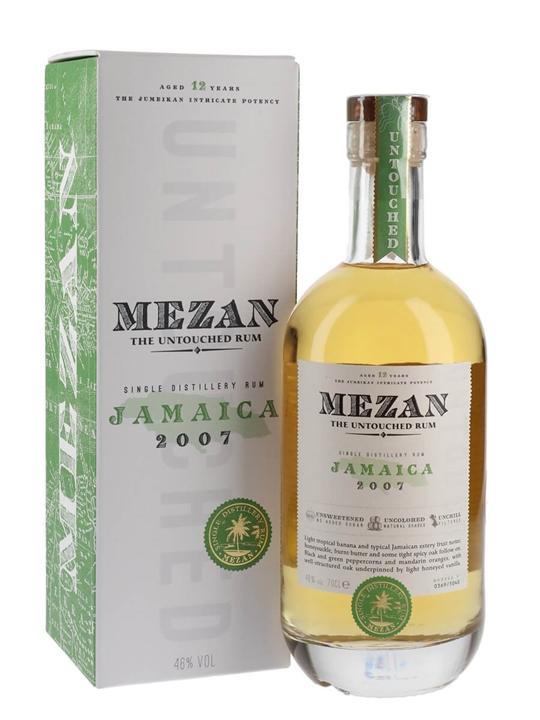 Mezan 2007 Jamaica Rum Single Traditional Pot Rum