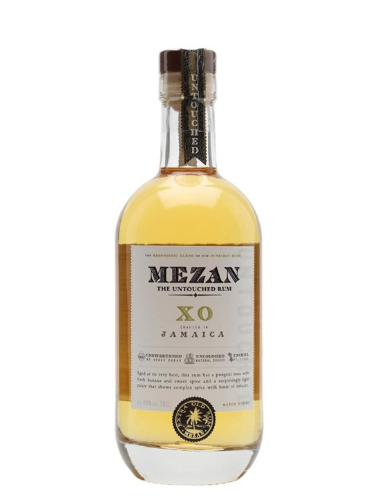 Mezan XO Jamaican Rum / Single Distillery