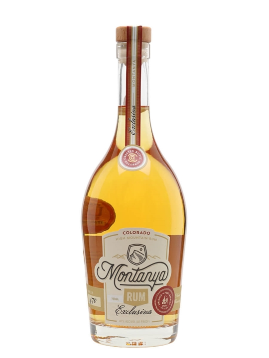 Montanya Exclusiva 3 Year Old Rum Single Traditional Pot Still Rum