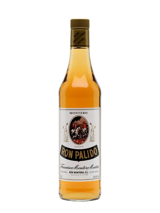Palido Montero Rum Single Modernist Rum