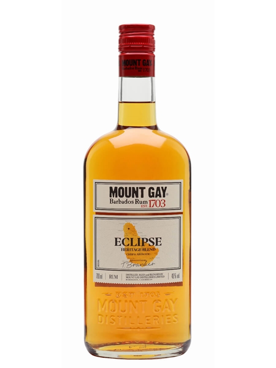 Mount Gay Eclipse Heritage Blend Single Traditional Blended Rum