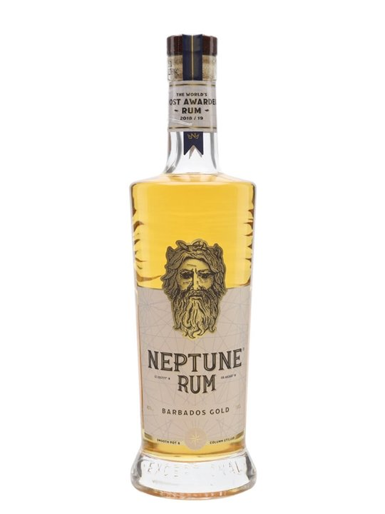 Neptune Rum Single Traditional Blended Rum