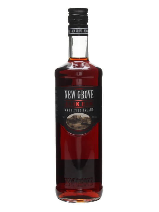 New Grove Dark Rum Single Traditional Column Rum