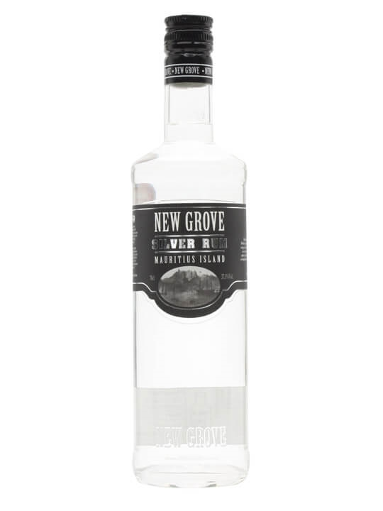 New Grove Silver Rum Single Modernist Rum