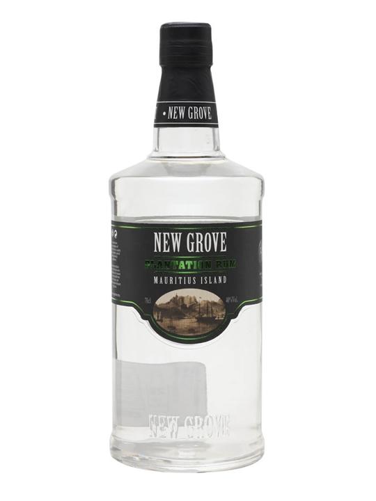 New Grove Plantation White Rum (40%) Single Modernist Rum