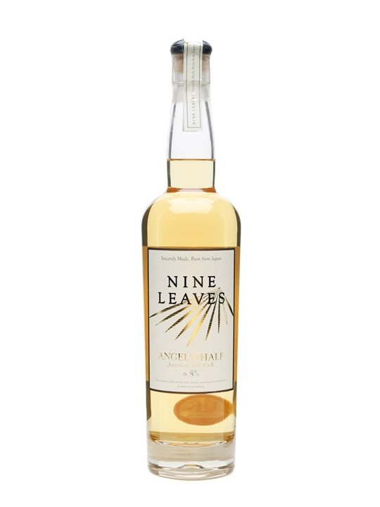 Nine Leaves Rum Angel's Half / American Oak Cask