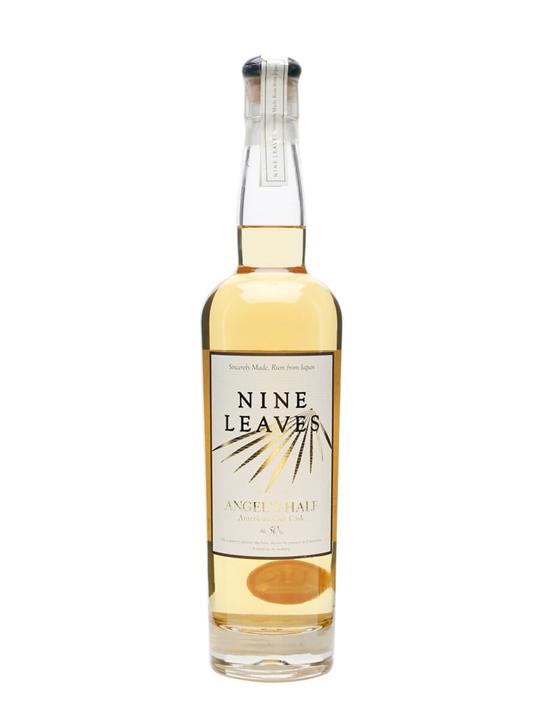 Nine Leaves Rum Angel's Half / American Oak Cask