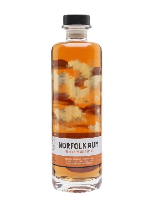 Norfolk Rum Honey And Vanilla Spice