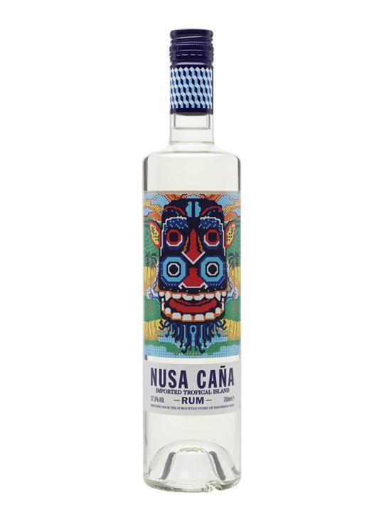 Nusa Caña Tropical Island Rum Blended Modernist Rum