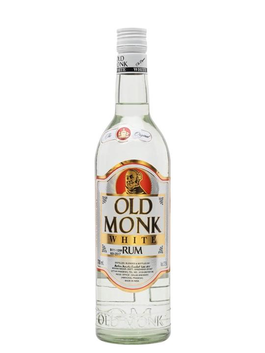 Old Monk White Rum Single Modernist Rum