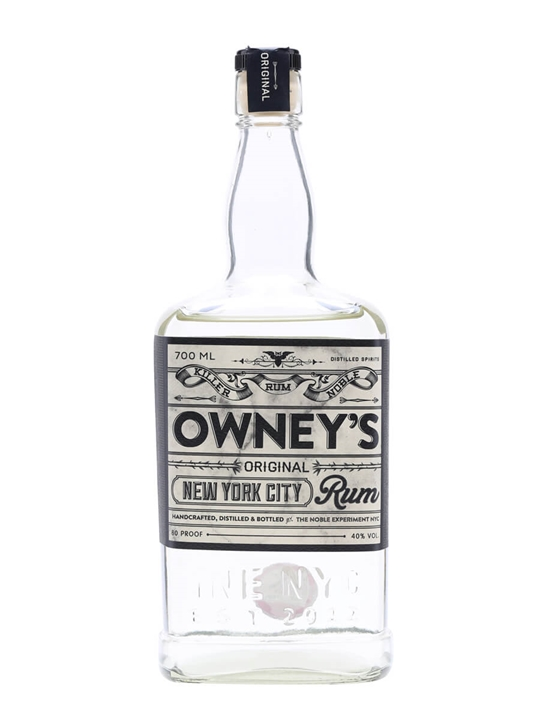 Owney's Original New York City Rum Single Traditional Blended Rum