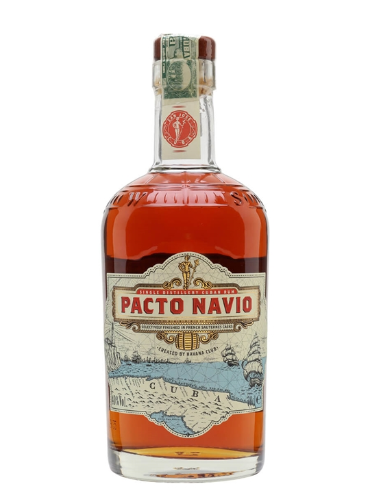 Pacto Navio Single Modernist Rum
