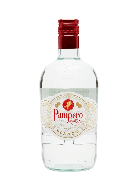 Pampero Blanco Rum Single Modernist Rum