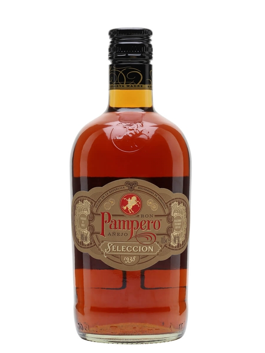 Pampero Seleccion 1938 Single Modernist Rum