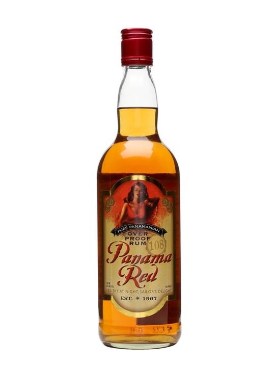 Panama Red Overproof Rum Single Modernist Rum