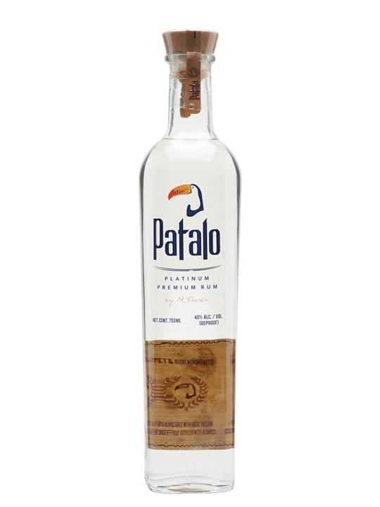 Patalo Platinum Rum Single Traditional Pot Rum