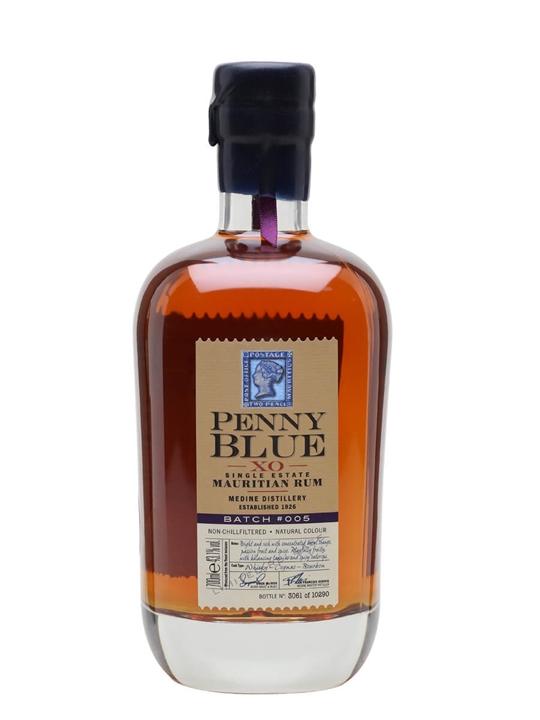 Penny Blue XO Mauritian Rum / Batch #005 Single Modernist Rum