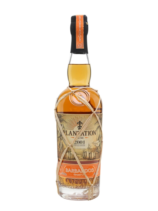 Plantation Barbados Rum 2001
