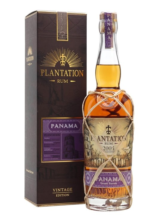 Plantation Panama 2004 Rum Single Modernist Rum