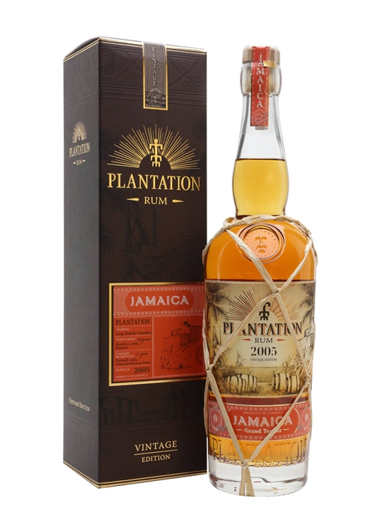 Plantation Jamaica 2005 Rum Single Traditional Pot Rum
