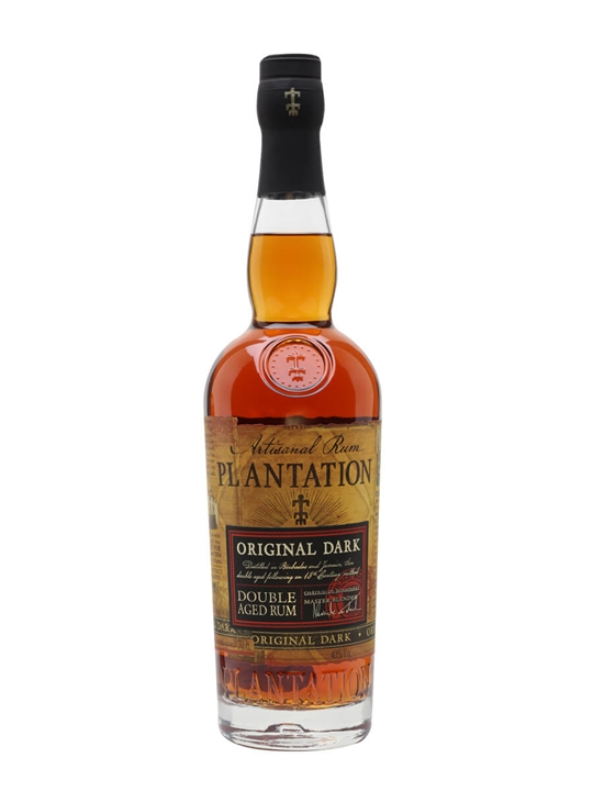 Plantation Original Dark Rum / Barbados & Jamaica