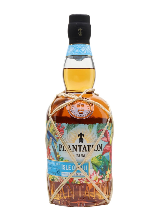 Plantation Isle of Fiji Single Traditional Blended Rum