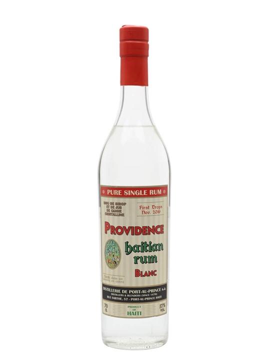 Providence First Drops Rum Blanc / Nov 2019