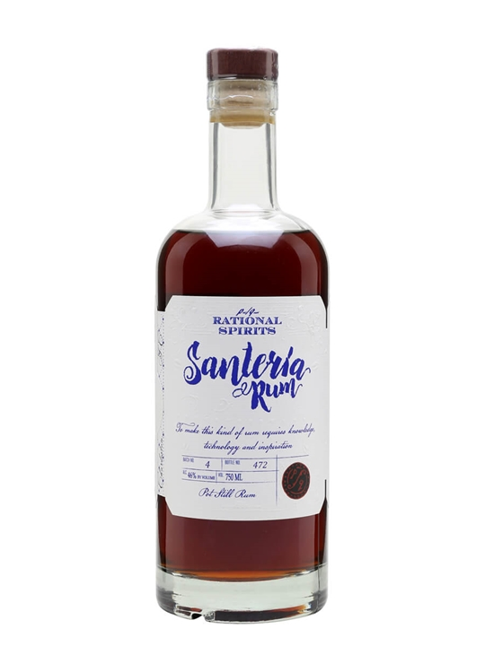 Rational Spirits Santeria Single Traditional Pot Rum