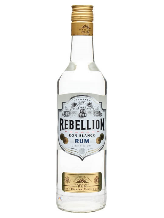 Rebellion Blanco Rum Blended Modernist Rum