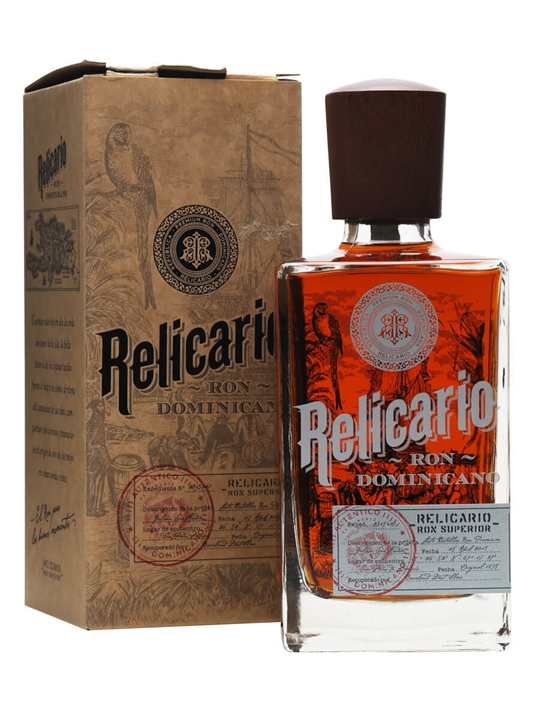 Relicario Superior Rum Single Modernist Rum