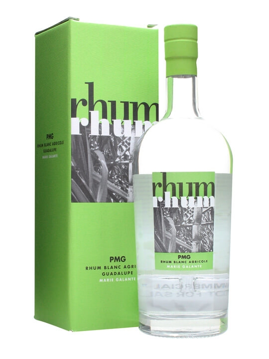Rhum Rhum PMG / Marie Galante / Green Box Single Traditional Pot Rum