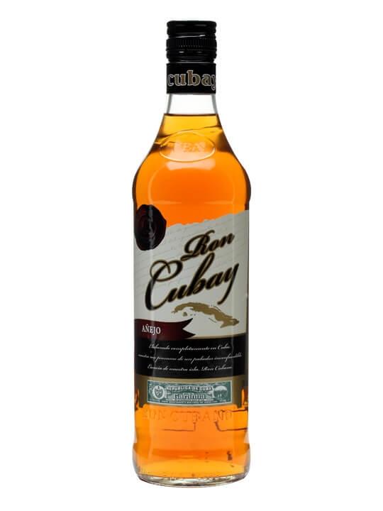 Ron Cubay 5 Year Old Anejo Rum Single Modernist Rum
