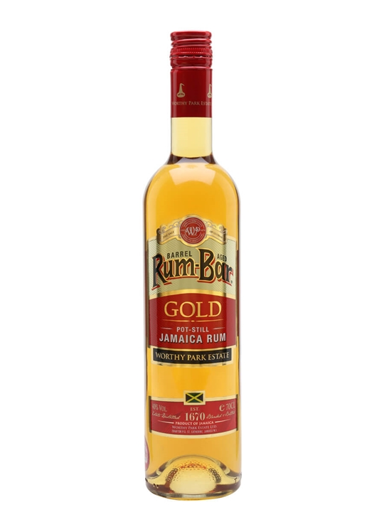 Rumbar Gold Rum Single Traditional Pot Rum