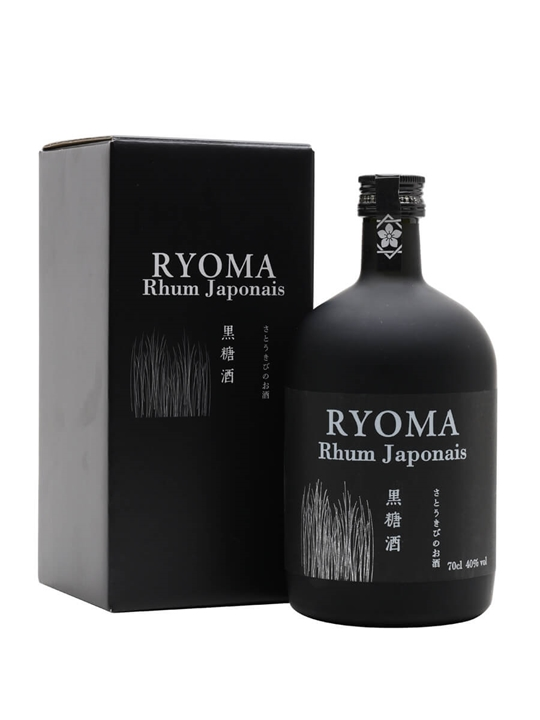 Ryoma Japanese Rum 7 Years Old Single Traditional Pot Rum