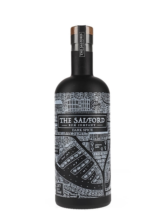 The Salford Dark Spiced Rum