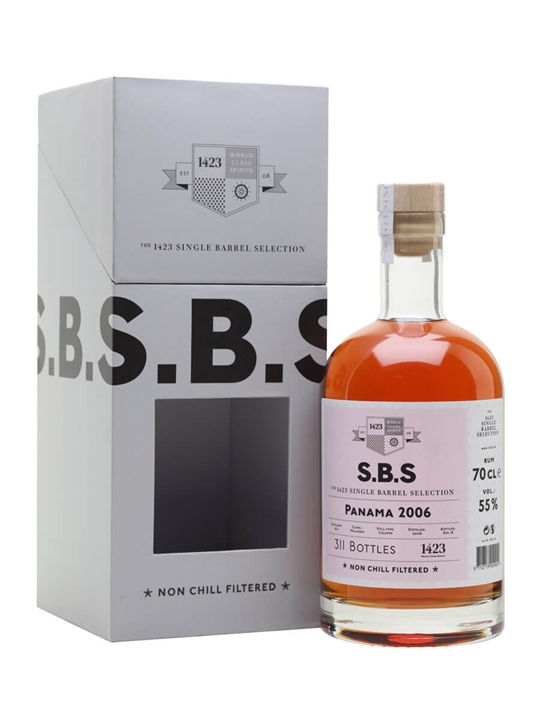 Panama 2006 Rum / Single Barrel Selection