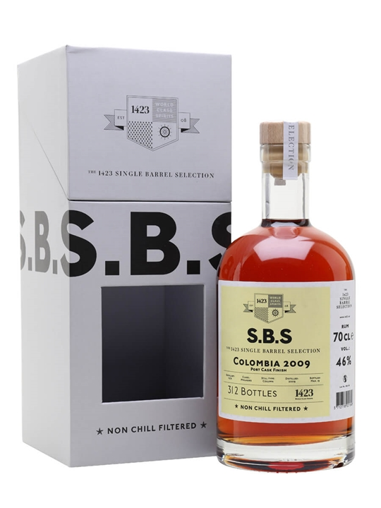 Columbia 2009 / Port Cask Finish / Single Barrel Selection