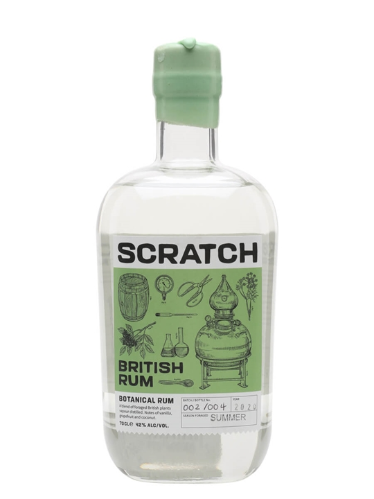Scratch Botanical British Rum
