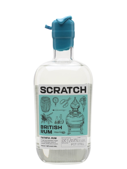 Scratch Faithful British Rum