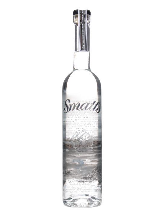Smatt's Silver Rum Single Traditional Blended Rum