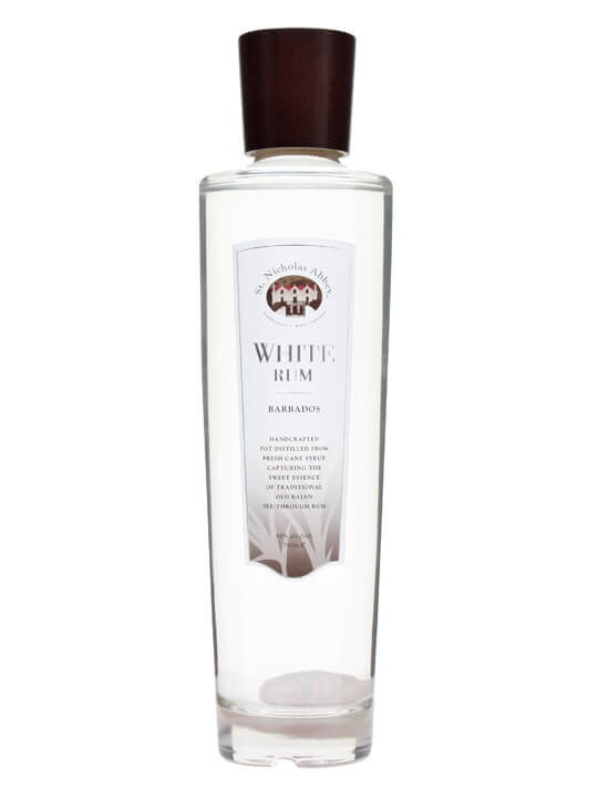 St Nicholas Abbey White Rum Single Traditional Pot Rum