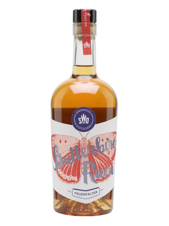 Stork Club Butterbird Feuerfalter Rum Blended Traditionalist Rum