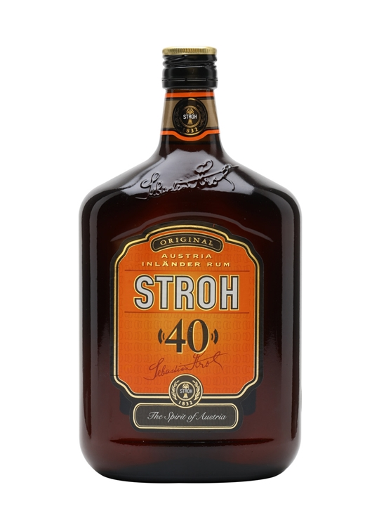 Stroh '40' Austrian Rum